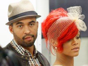 Rihanna et son ex Matt Kemp sont restés amis