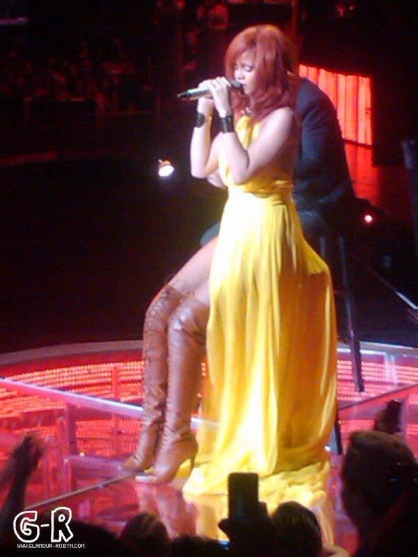 ------------------------Concert à Boston-------------------Article posté par Justine.