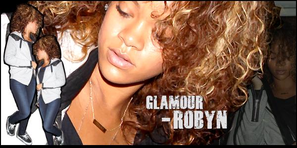 -----------Rihanna quittant le restaurant Giorgio Baldi !----------Article posté par Elodie.