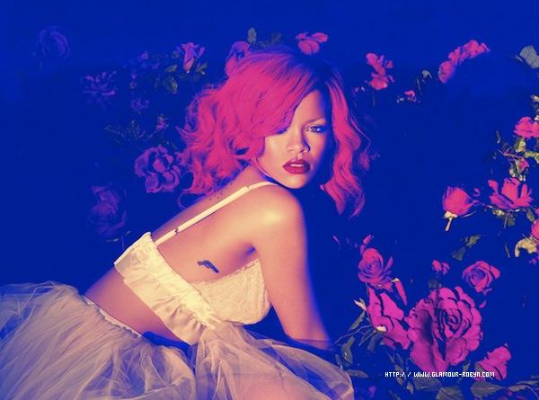 -------Rumeurs concernant le nouvel album de Rihanna. --___-Article posté par Oksana.