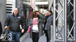 Rihanna arrive a Oslo !------------------------------------------------Article posté par Elodie .