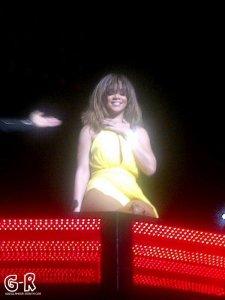 Concert a Manchester-------------------------------------------------Article posté par Elodie.