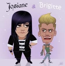 La Brigite && La Josianne <3