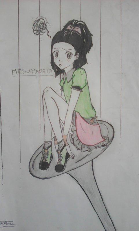 pour mon concours de dessin n°3