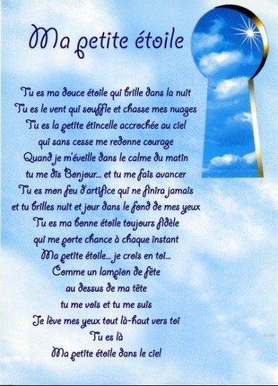 """""""Regarde le ciel..."""" (Stone Version)"""