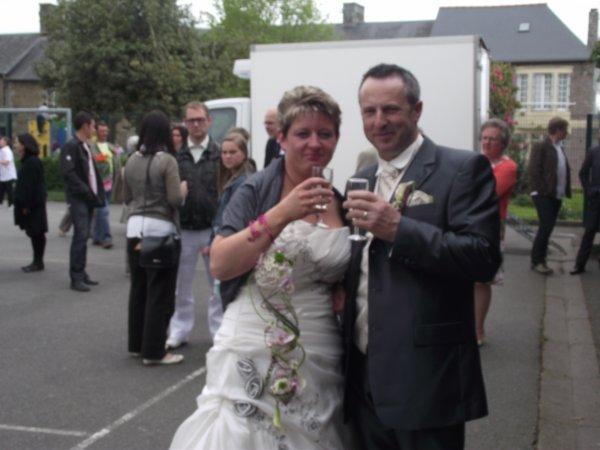 Mariage Katy et Jean Luc