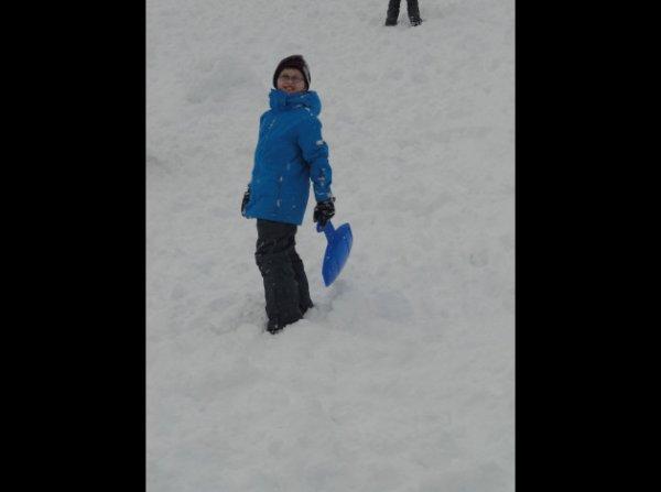 Classe de neige 2014