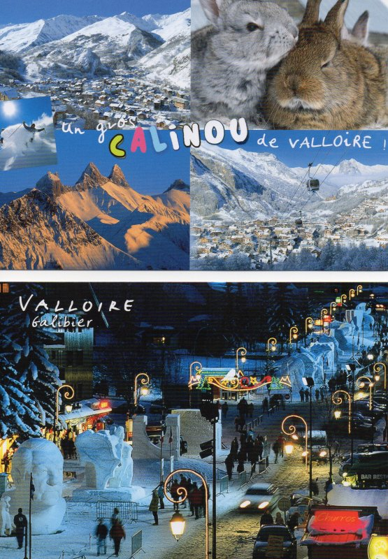 cartes postales de Léo, Noa et Thibaut