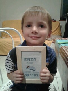 Enzo 4 ans