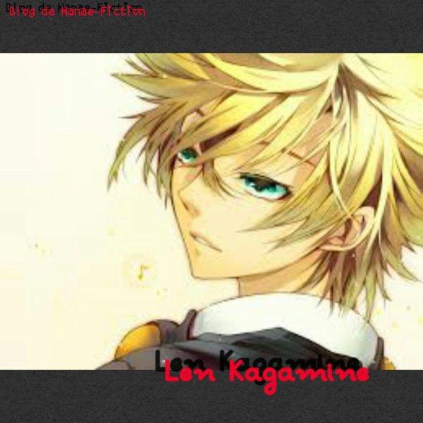 Groupe X: Len Kagamine