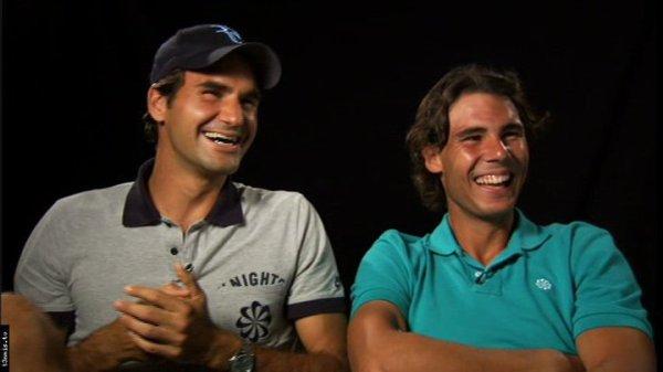♥ Rafa & Roger ♥