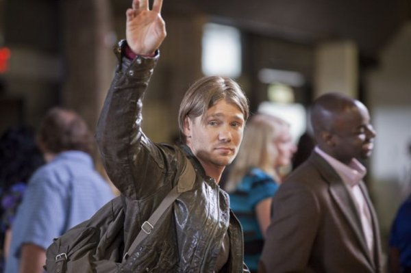 Chad Michael Murray en France !