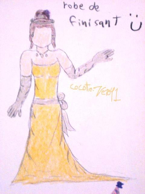 Ma Futur robe de Bal de Finissante (2011)