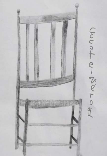 La Chaise 4 (2012)