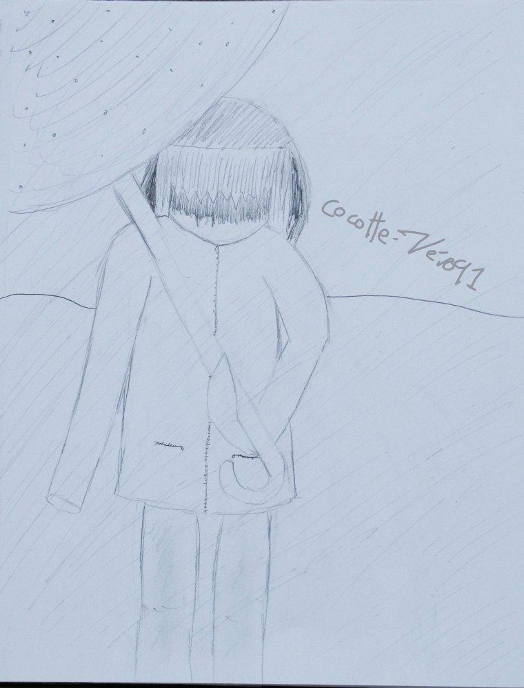 Moi sous la pluit (2011)