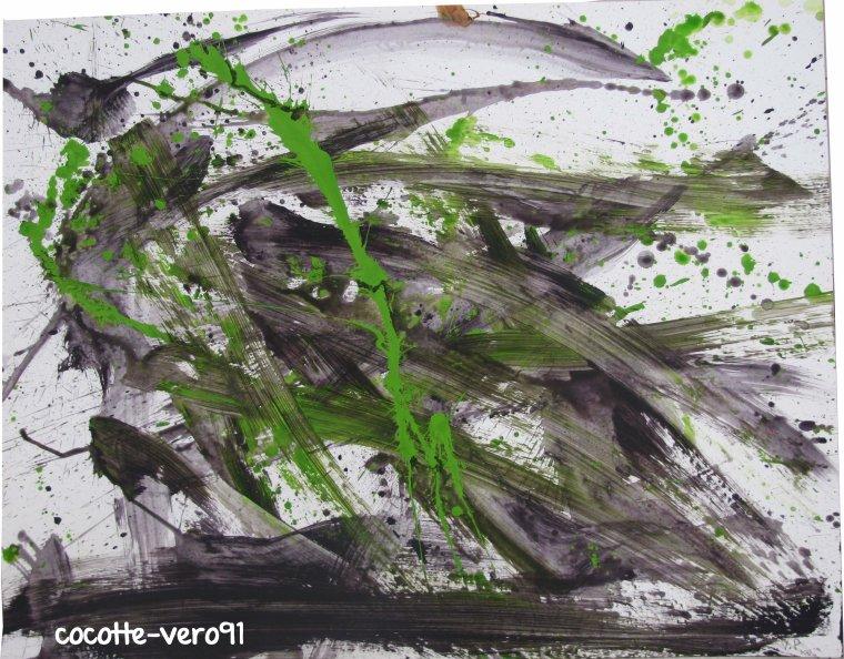 Exercise sur l'art Gestuel (2013)