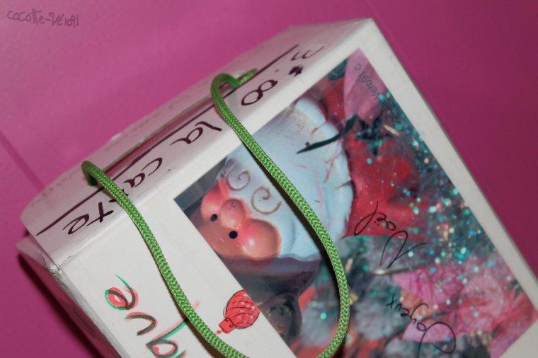 mon Buisness : Mon Organisation avec les cartes de Noel 2012 (2012)