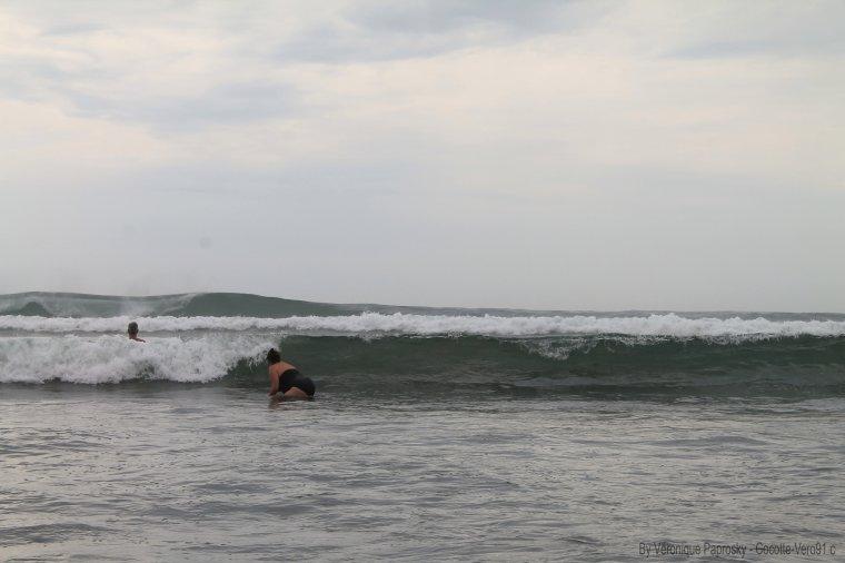 Mexique, Acapulco : L'Océan (2013)