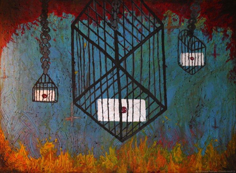 Dysphasie : Lettre en Cage (2013)