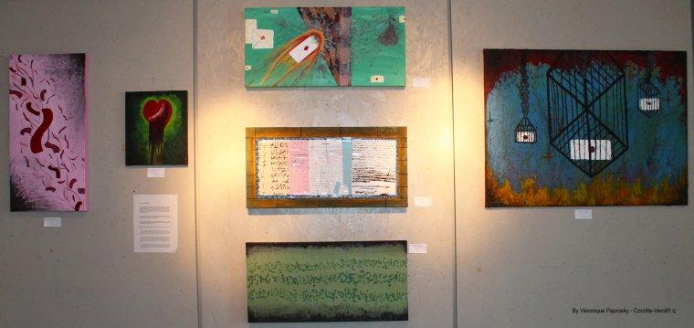 Exposition : La Dysphasie (2013)