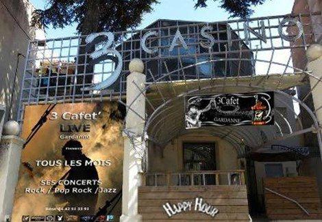 Maire de Gardanne: Contre la fermeture du 3 Cafet' de Gardanne
