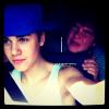 Justin a ajouter cette photo sur son twitter :)
