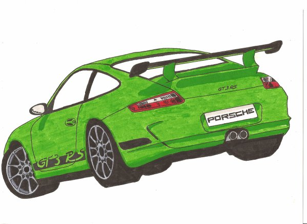 47 me dessin porsche les dessinateurs du dimanche for Plans de dessins de porche