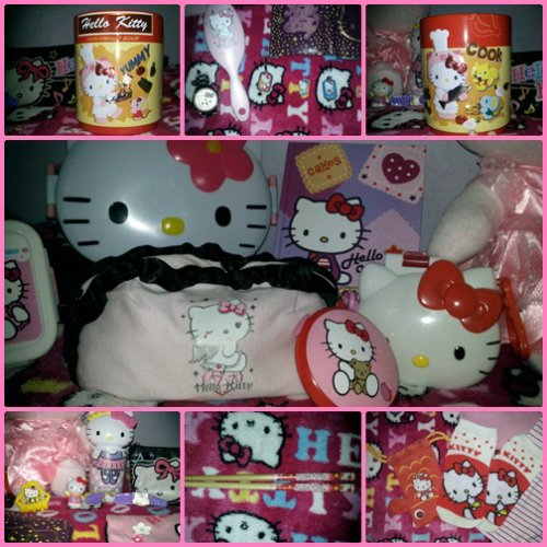 UNE PASSION : Hello Kitty <3