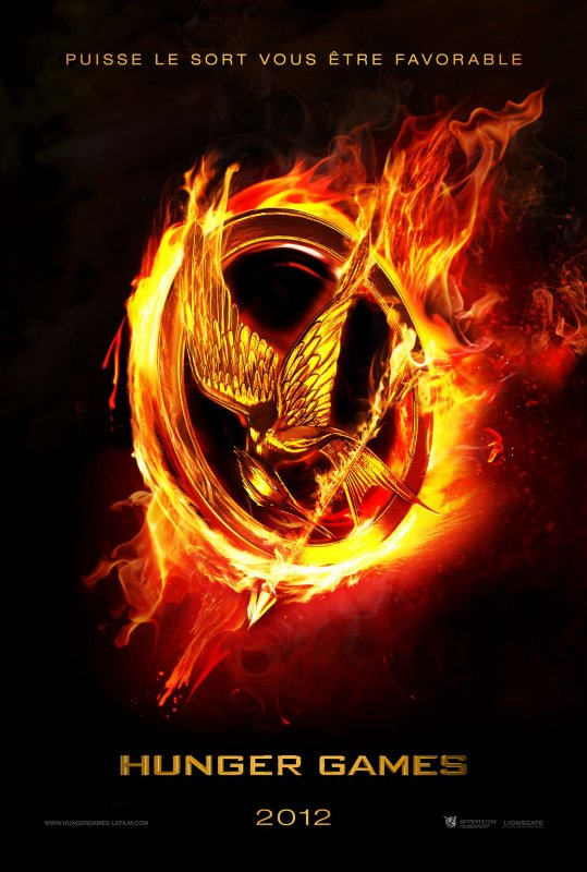 Hunger Games le film 1 !!!!!!!!!!!!