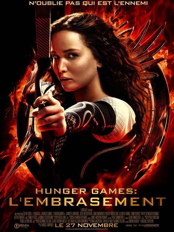 Hunger Games la suite !!