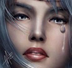 Un chemin difficile et plein de larmes