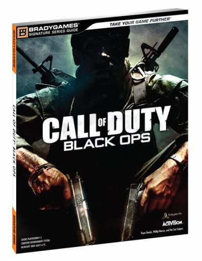 guide officiel call of duty black ops