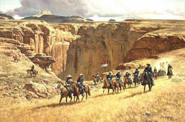 le 7eme de cavalerie