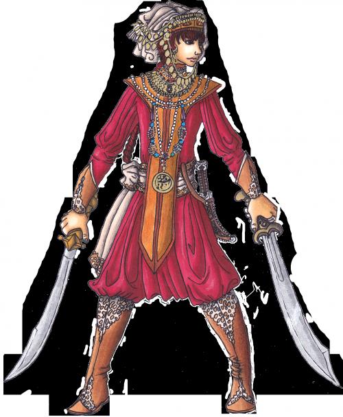 Les cinq rois de Domhan