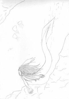 Le triton et le pêcheur