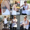 09/02 : Miley se rendant chez Robeks Juice a Toluca Lake