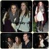 03/03 : Miley et Brandi allant chez TAO