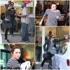 08/03 : Miley se disputant avec un paparazzi