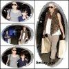 18/03 : Faisant du shopping a Beverly Hills avec Noah