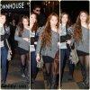 03/04 : Miley et sa famille a Sherman Oaks