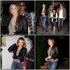 21/04 : Miley et sa famille a Casa Vega