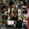 03/05 : Miley faisant du shopping a Santiago.