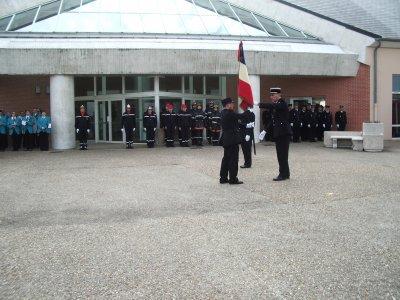 passation de commandement 31 mars 2006