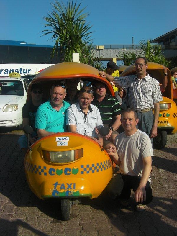 voyage de l'amicale :destination cuba
