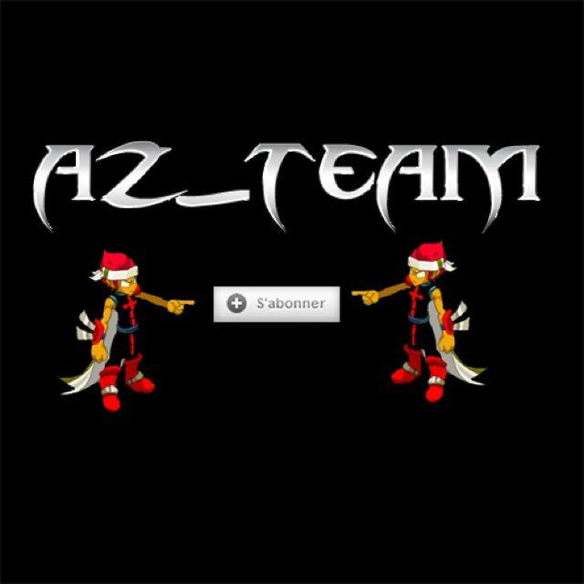 Bienvenue sur le blog de l'Az-Team sur Domen !