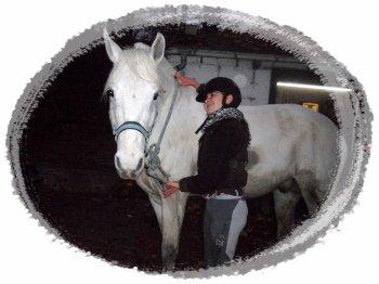 La première fois avec ces deux autres poneys là ...♥