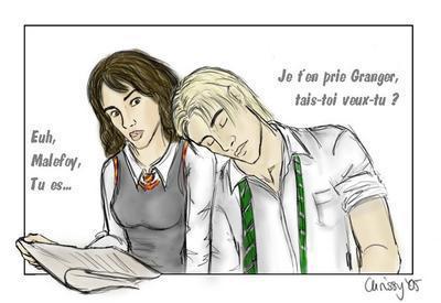 Harry Potter fanfiction Fred et Hermione secrètement datant site de rencontre gratuit pour les stoners