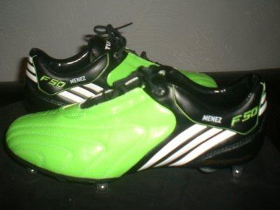 boots worn match menez !!