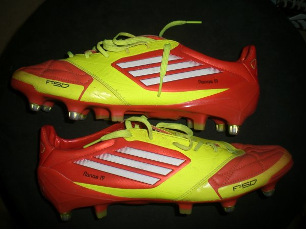 worn match boots nasri