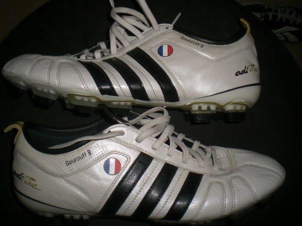 worn match boots gourcuff